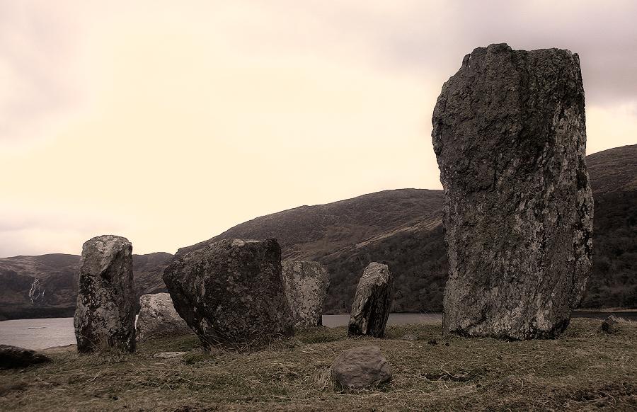 Der Uragh-Stone-Circle...II...