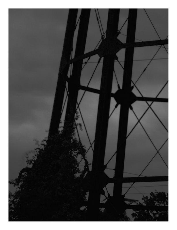 Der vergessene Turm....