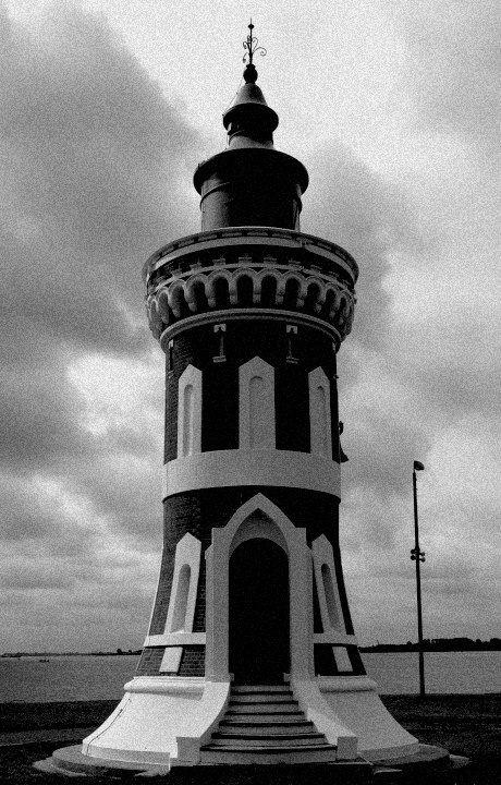 Der vergessene Turm aus dem Schachspiel