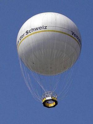 """Der Verkehrshaus Luzern """"Hiflyer"""""""
