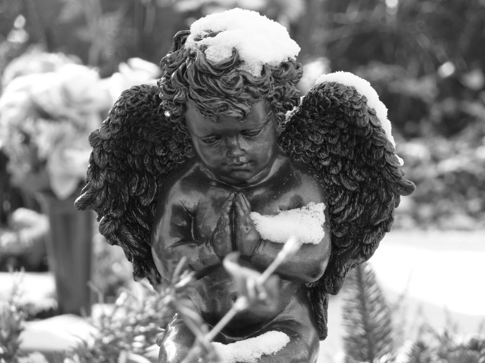 Der verlorene kleine Engel