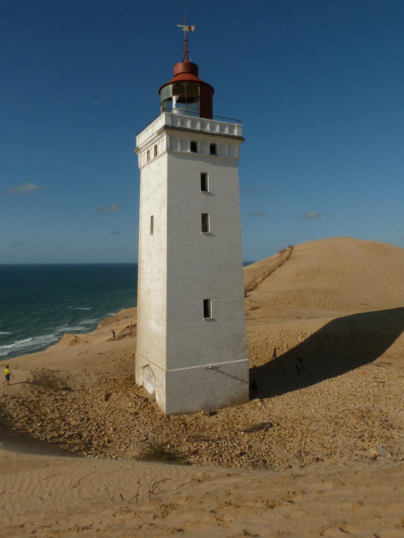Der versandende Leuchtturm von Rubjerg Knude