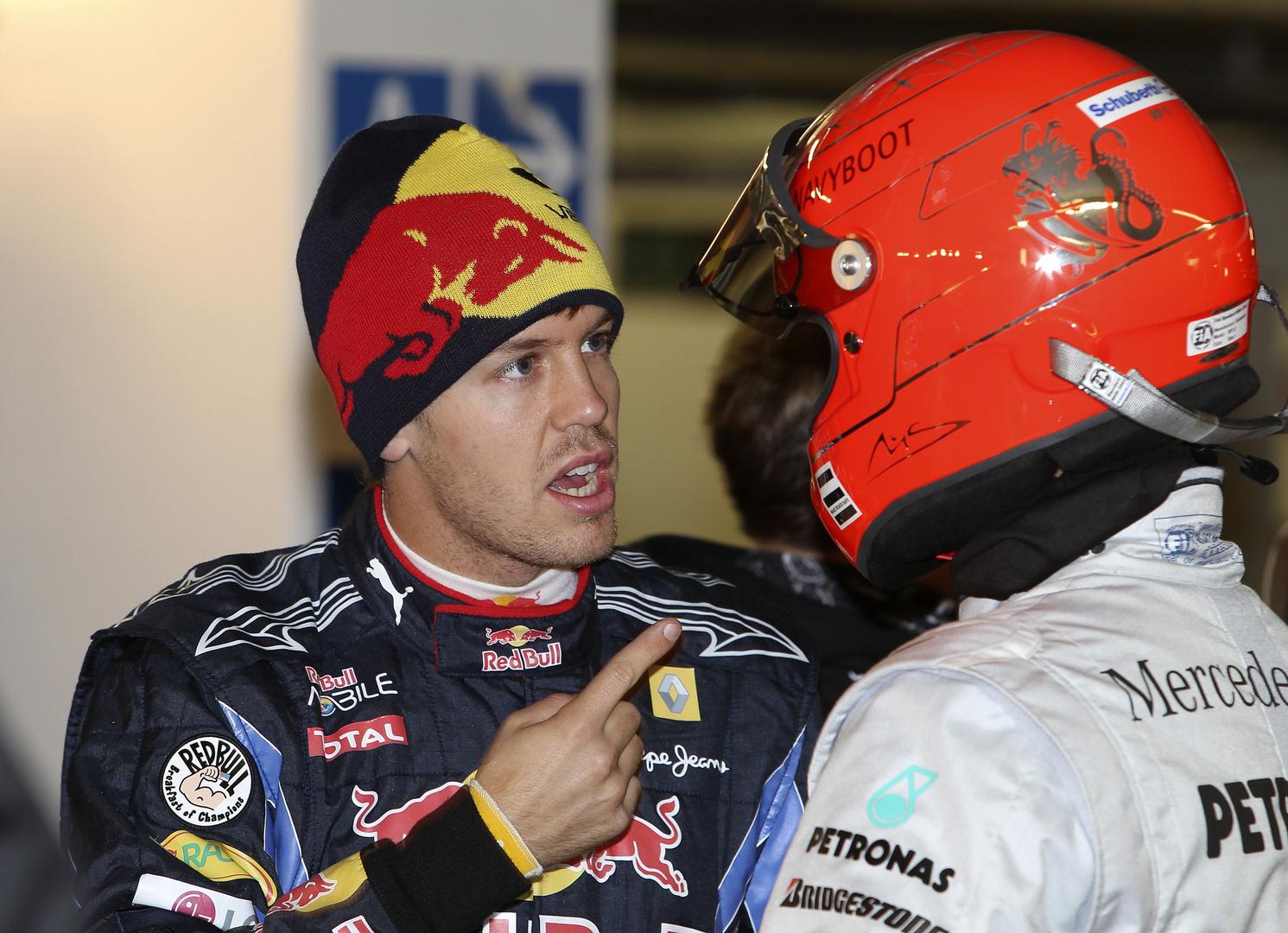 Der Vettel-Finger