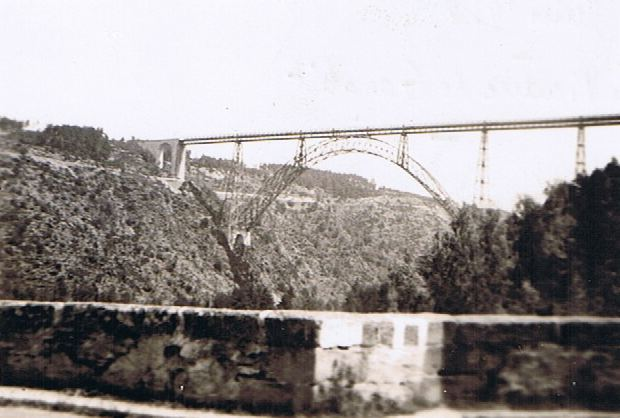 Der Viadukt von Garabit