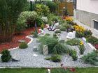 Der Vorgarten vom Nachbar