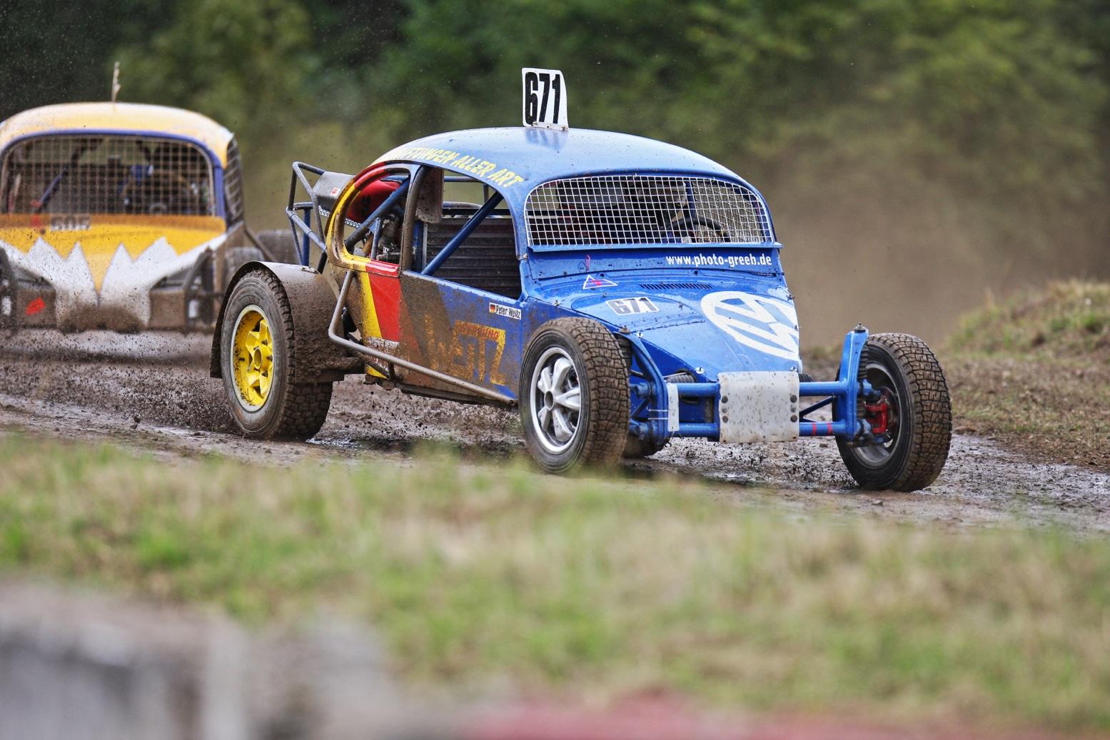 der VW Käfer....er läuft und läuft und läuft...