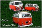 Der VW Samba-Bus