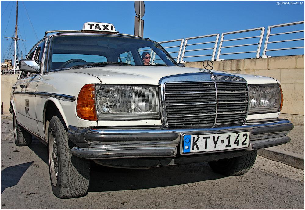 Der W123....