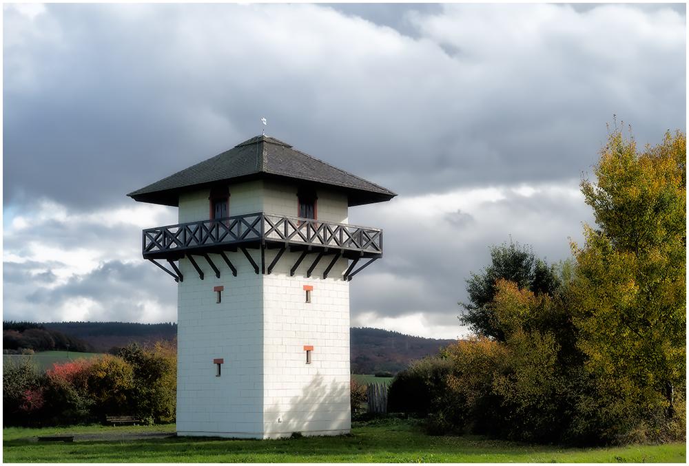 Der Wachturm !