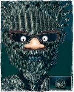 Der Wächter der Fischschwärme