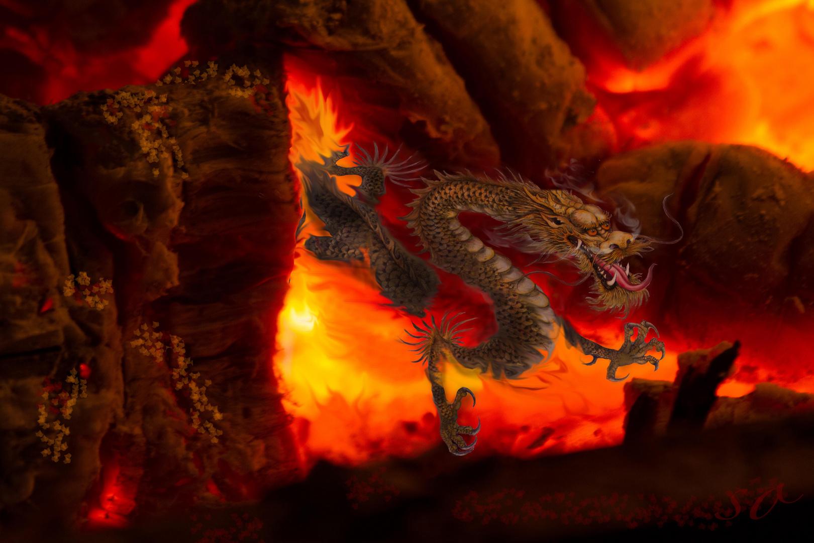 Der Wächter des Drachenhorts