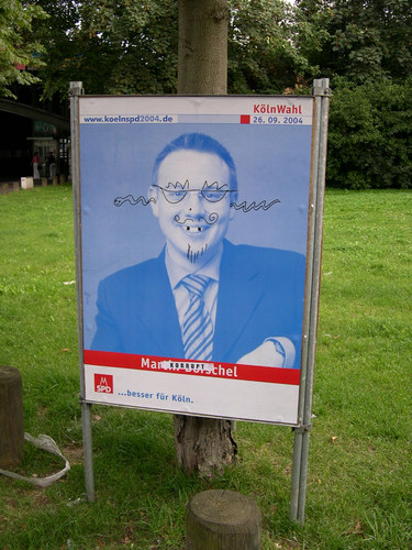 Der Wahlkampf in Köln geht weiter!