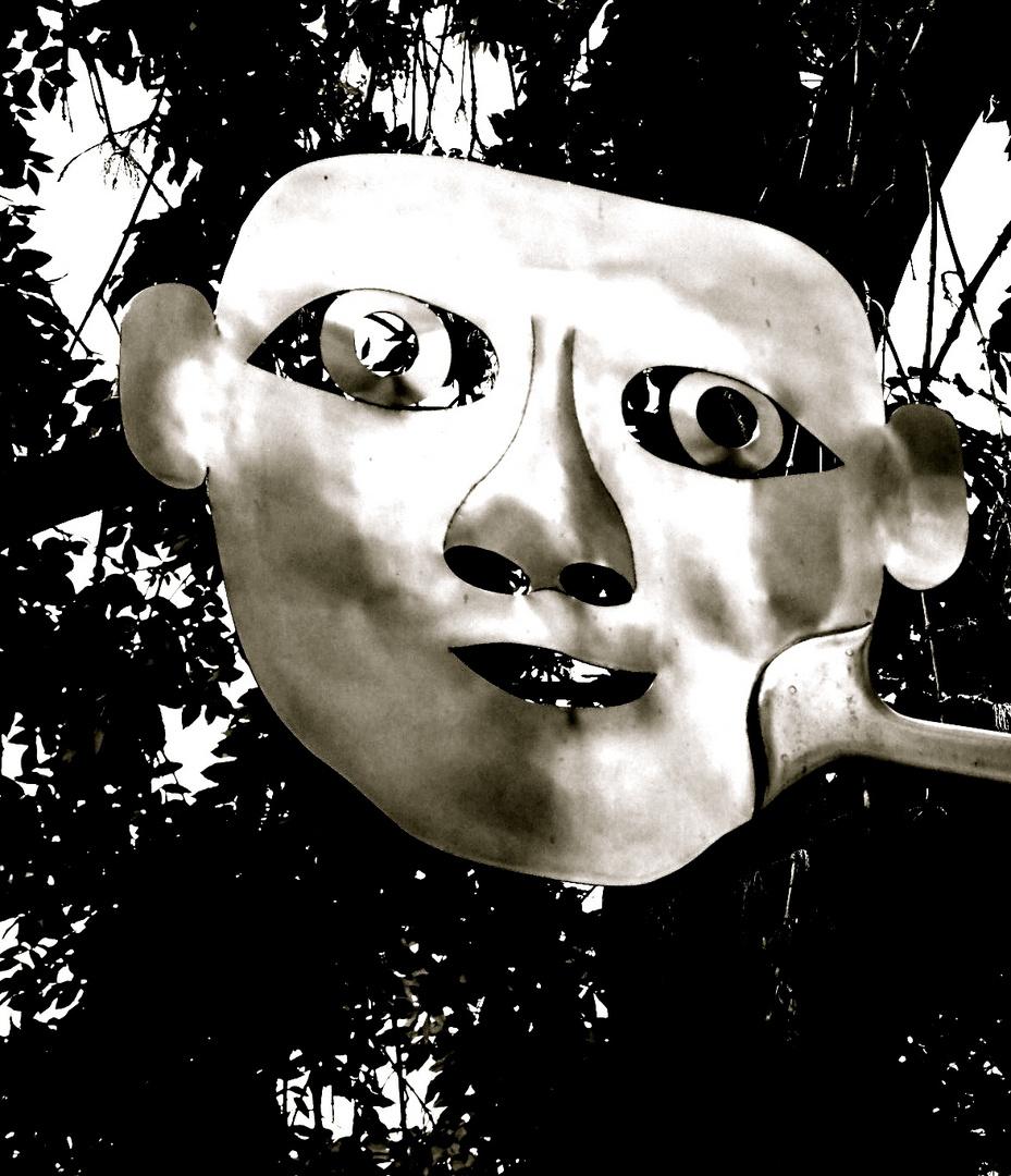 Der Wald hat Augen