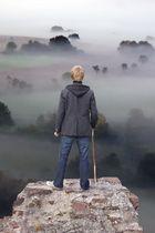 Der Wanderer über dem Nebelmeer