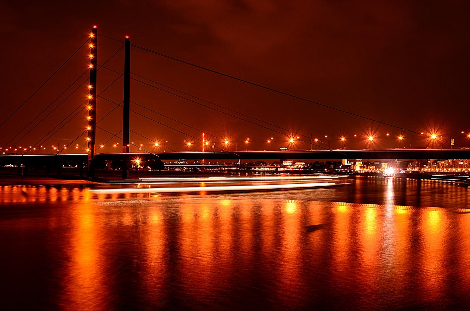 Der warme Rhein