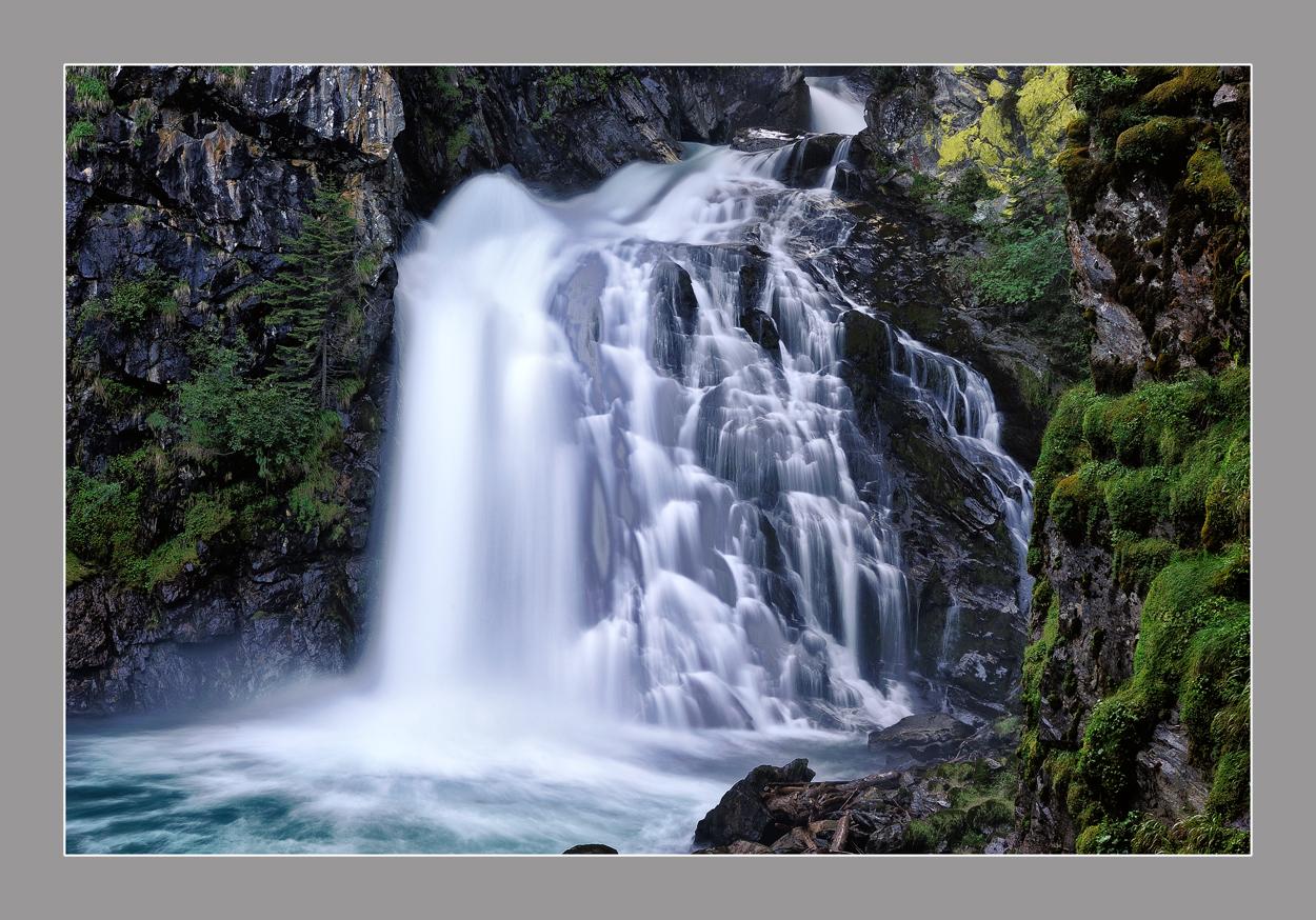 ***Der Wasserfall***