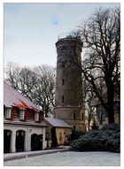 Der Wasserturm ...