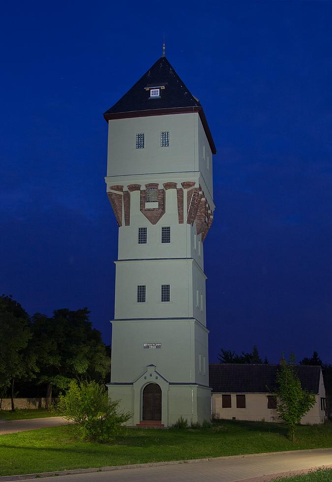 Der Wasserturm Größ Börnecke...