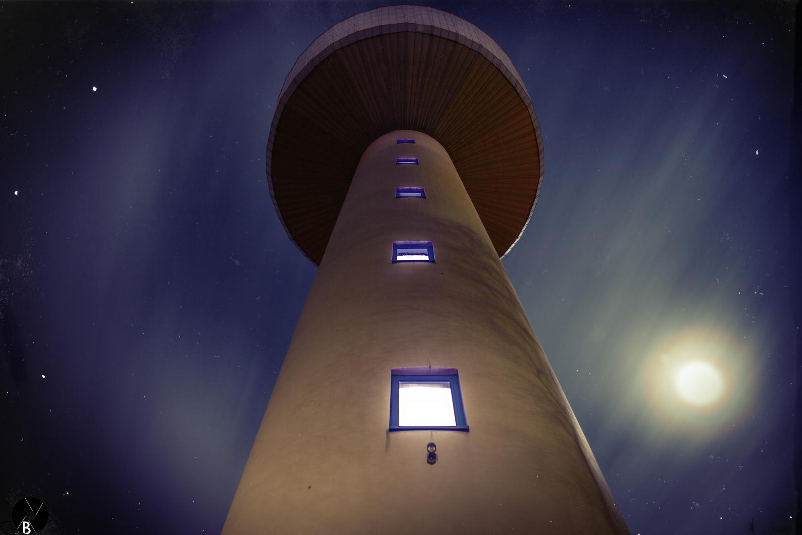 Der Wasserturm in Dülken