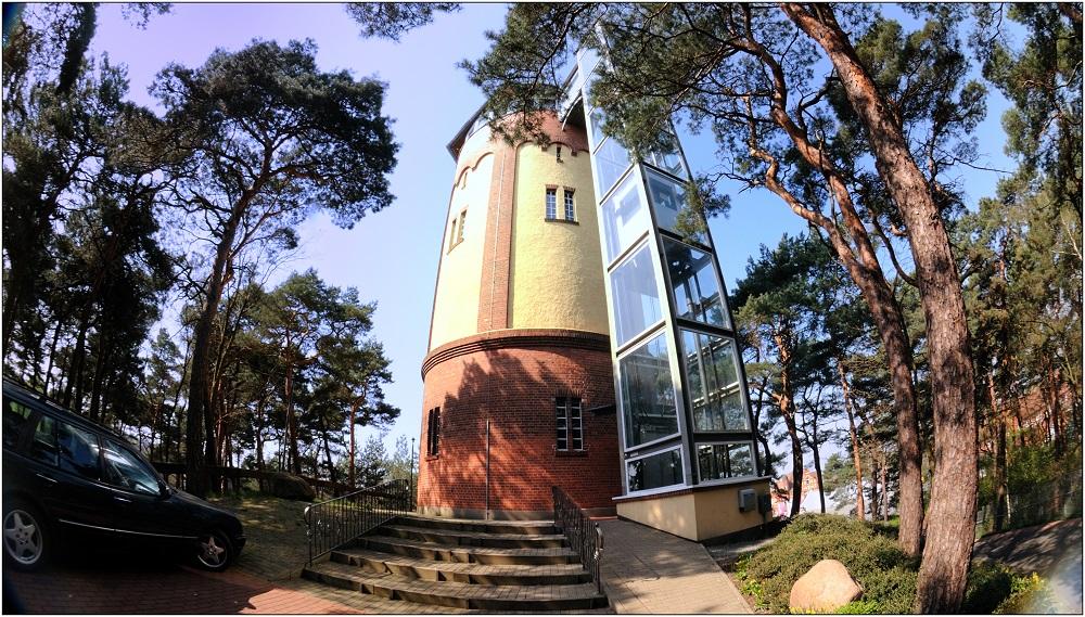 ... der Wasserturm in Gifhorn ...