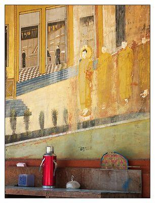 Der Wat bei Bakong - Siem Reap, Kambodscha