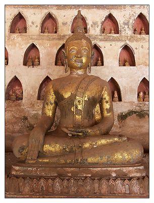 Der Wat Sisaket - Vientiane, Laos