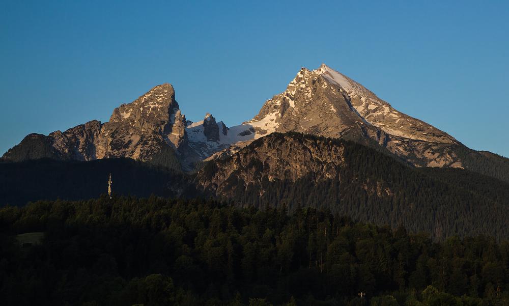 Der Watzmann (2713 m)