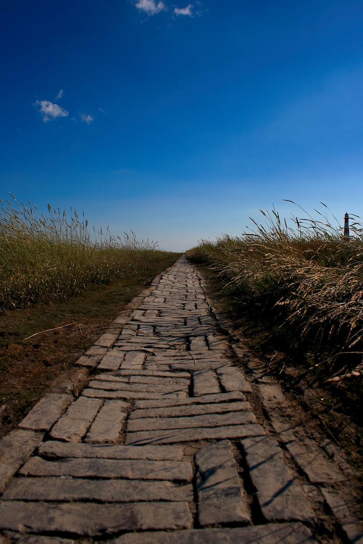 Der Weg......