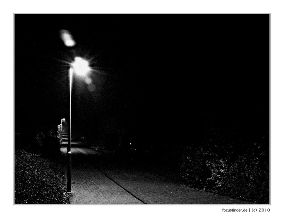 Der Weg ...