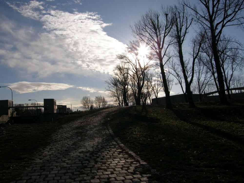 Der Weg.....