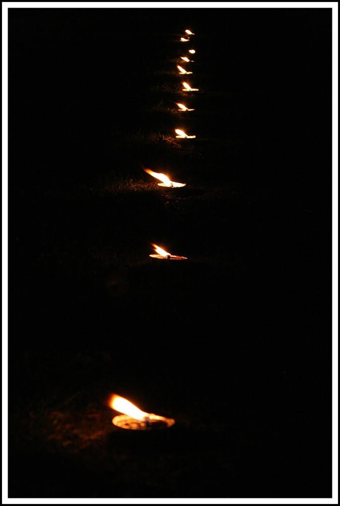 Der Weg aus der Dunkelheit