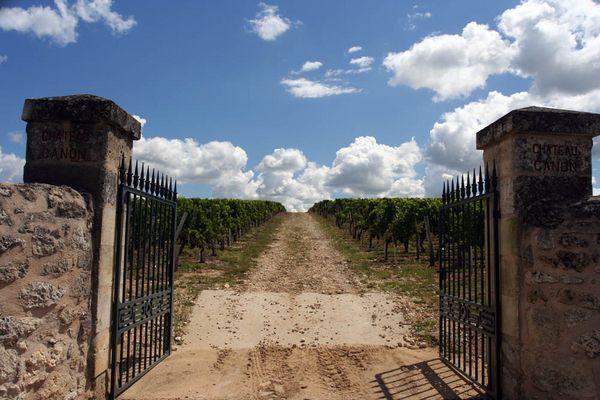 ... der Weg bzw. das Tor zum Himmel