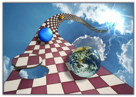 Der Weg der Erde