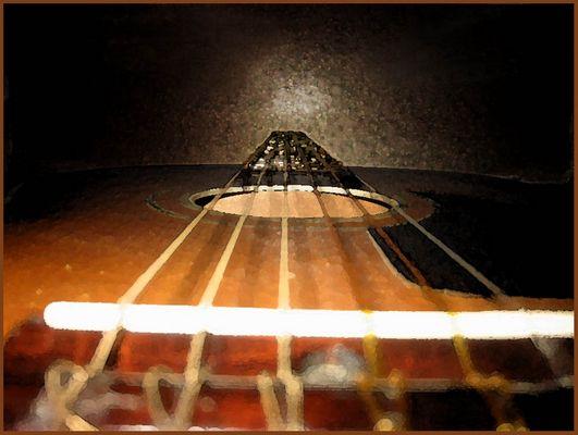 Der Weg der Gitarre...