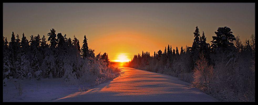 Der Weg in die Sonne
