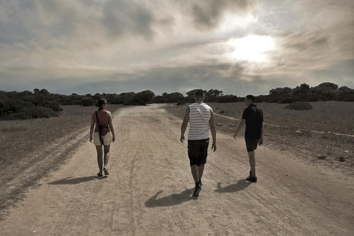 Der Weg ins Nirgendwo