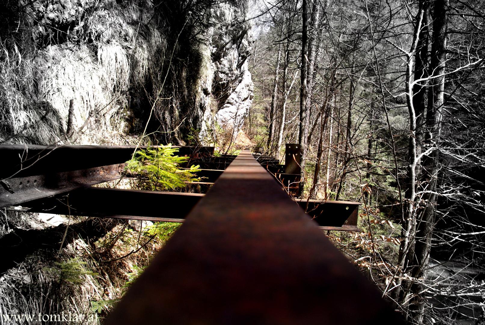Der Weg ist das Ziel.....
