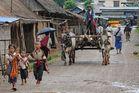 Der Weg nach Indein