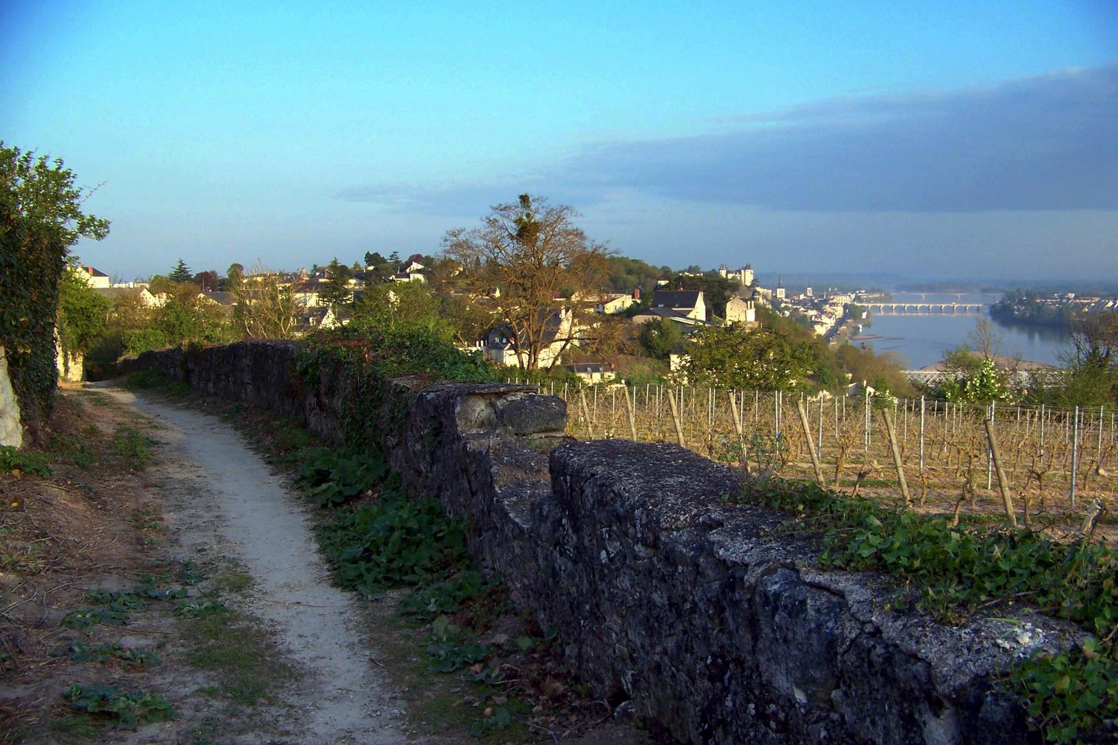 Der Weg nach Saumur