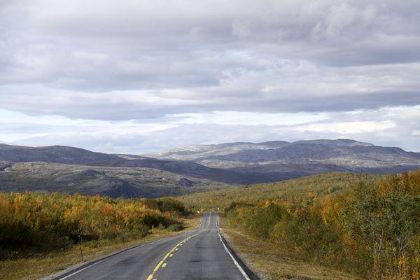 Der Weg zu den Lofoten - teil 2