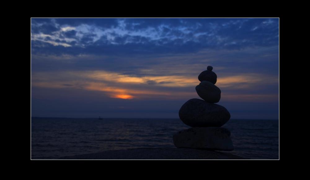 Der Weg zu Ruhe