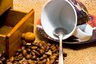 der Weg zum Kaffee