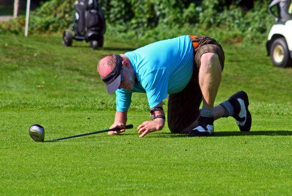Der Weg zur Deutschen Meisterschaft 2016 für Golfer mit Behinderungen, führt zum GC Abenberg,