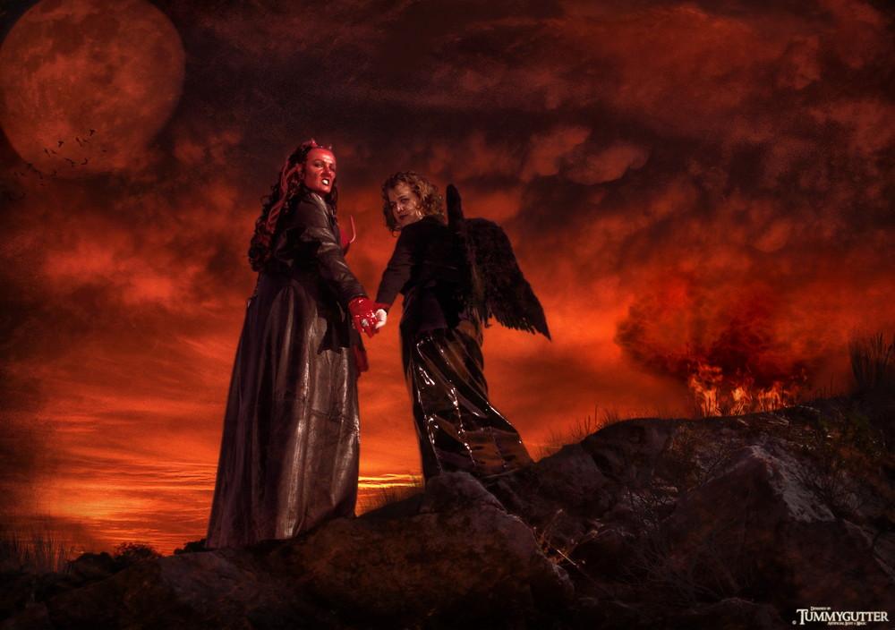 Der Weg zur Hölle