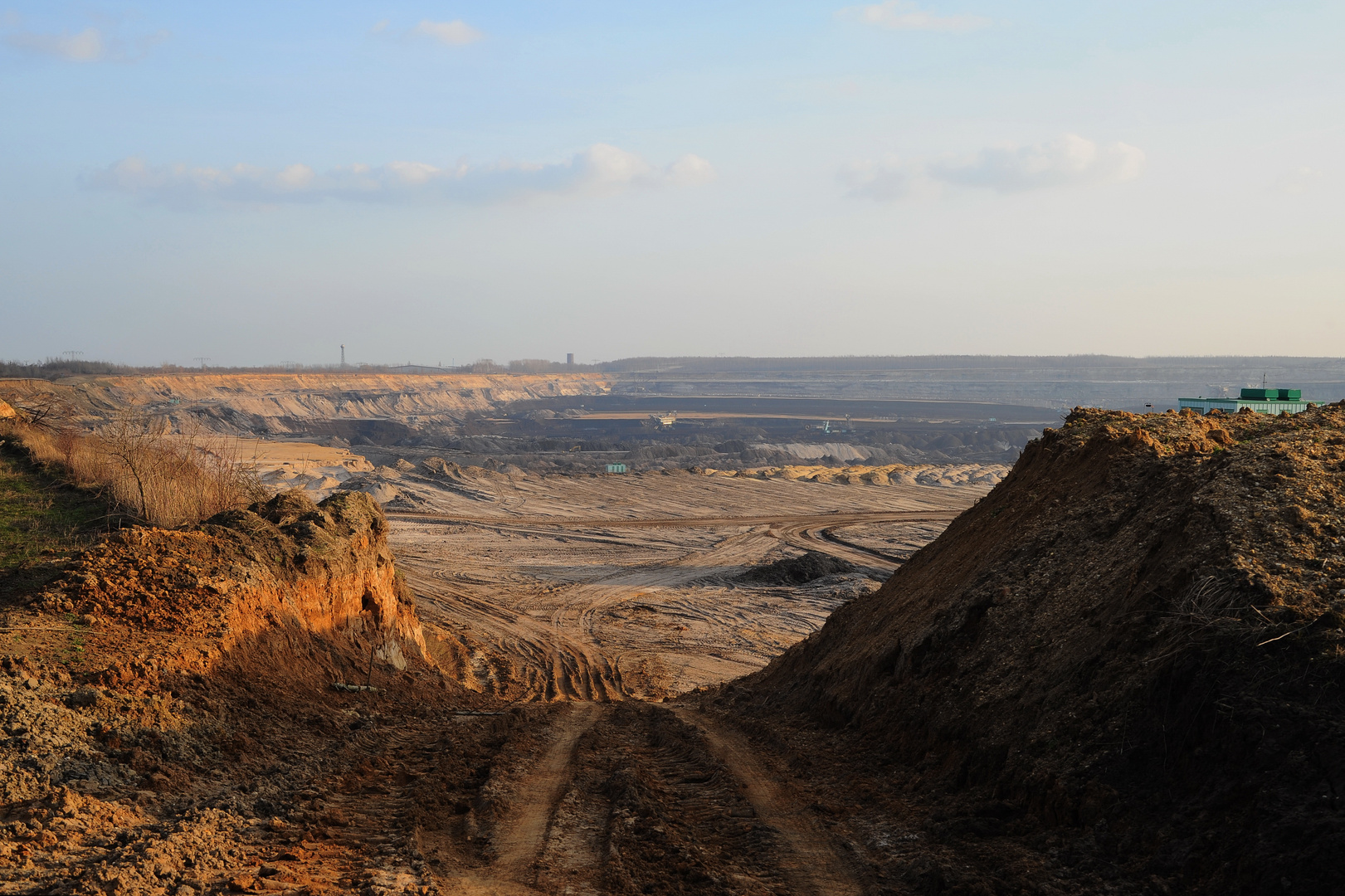 Der Weg zur Kohle
