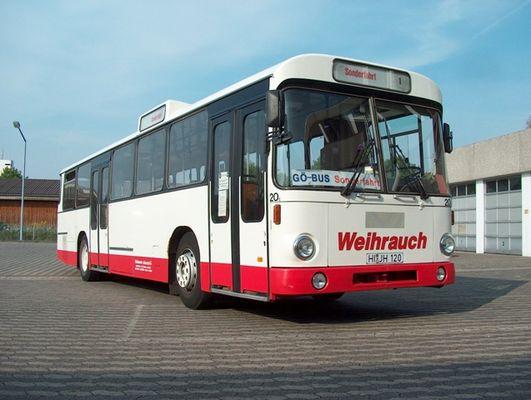 Der Weihrauch Wagen 20