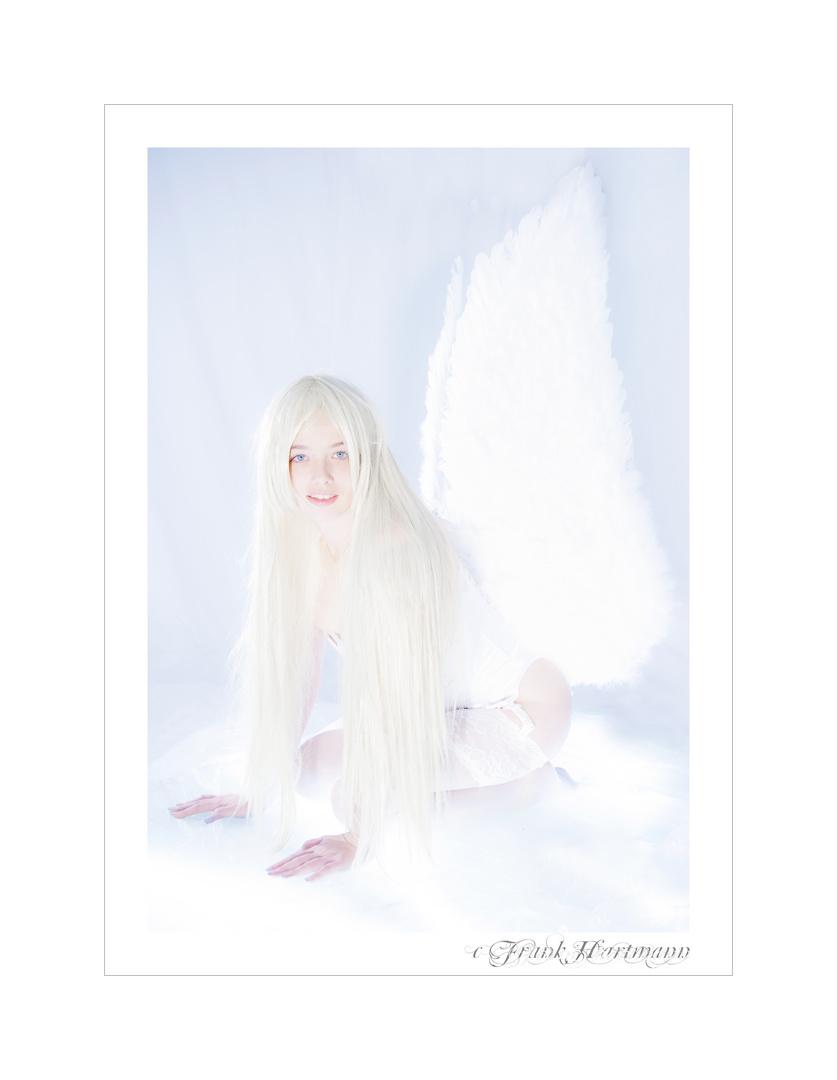 Der weiße Engel