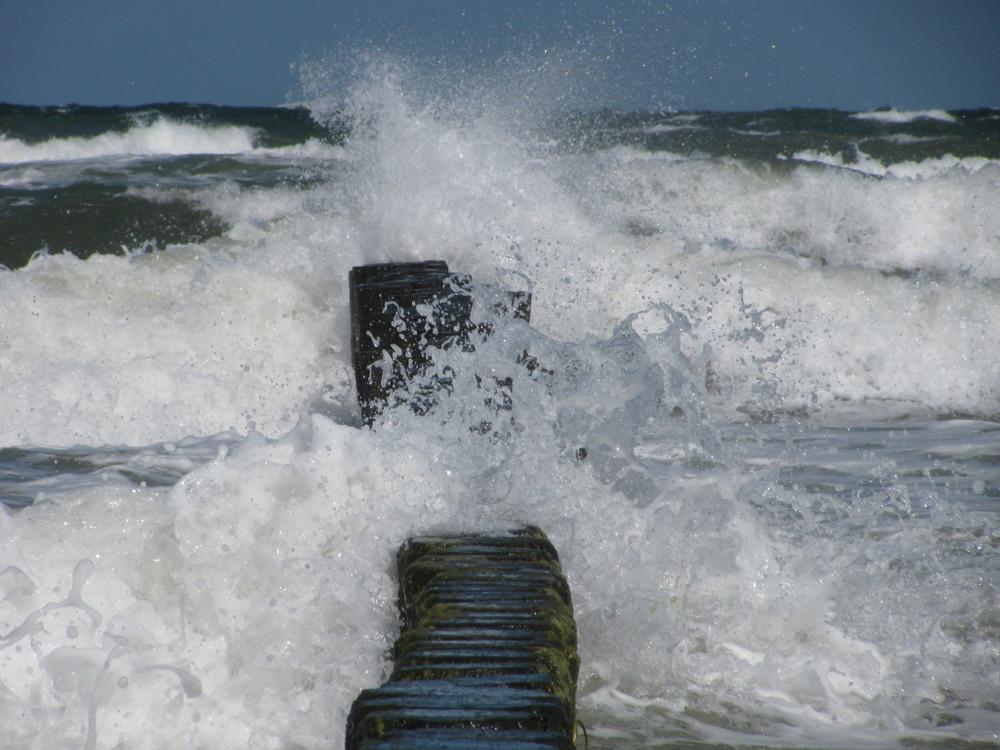der Wellenbrecher