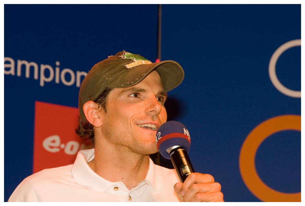 Der Weltmeister Daniel Unger