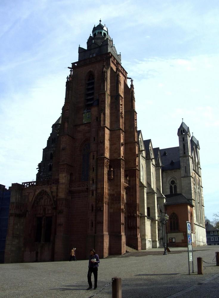 Der Wetzlarer Dom